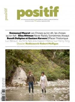 POSITIF 715 | Septembre 2020