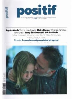 POSITIF 698   Avril 2019